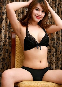 Venus is a new girl at Stringfellows, Soi Yamato.