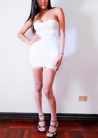 Cute Asian T-Girl Polla