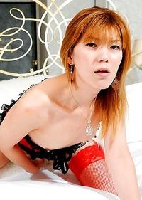 Twenty-six year old newhalf escort Rena Kanzaki is based in Osaka.