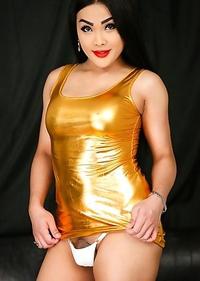 Cute Asian T-Girl Fanta