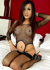 Cute Asian T-Girl Yada