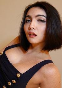 Cute Asian T-Girl Yo
