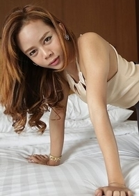 Cute Asian T-Girl Mond