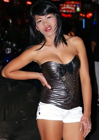 Wild candids photos of amateur Ladyboy girlfriends
