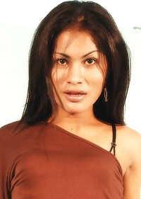 Meet Jane Sevillia, a very sexy, slender and supple young ladyboy