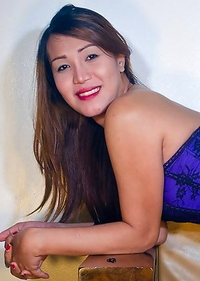Lulay Abbie in Blue corset!