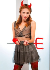 Thai Ladyboy Giftza - Devil Made Me Do It