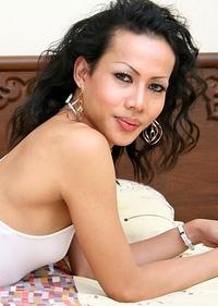 Cute Asian T-Girl Maya