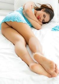 Ladyboy Pook - Braces Butt Plug Barebacking
