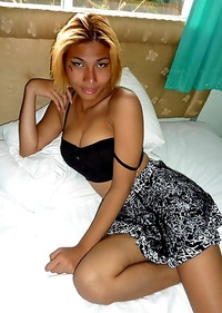 Cute Asian T-Girl Barby