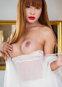 Cute Asian T-Girl Nice