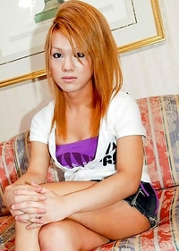 Cute Asian T-Girl Yuna