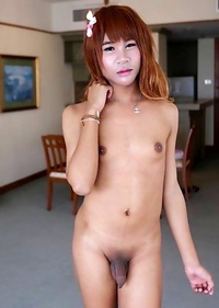 Bangkok student with penis loves getting it up the ass