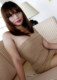 Cute Asian T-Girl Ayumi