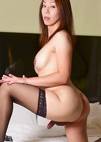 Cute Asian T-Girl Akane