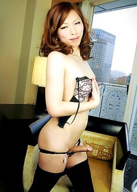 Hina is 22 years young and still in university studying IT. Only recently she debuted as an industry newbie with an exclusive newhalf escort agency ba