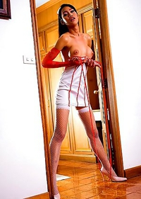 Japan XXX Ladyboy Nurses Pictures