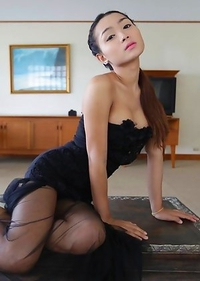 Cute Asian T-Girl Samy