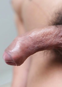 21yo busty Thai ladyboy Bam sucks and fucks white tourists cock