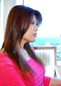 Natsuko is 25 years old. She is a gorgeous looking t-babe with big breasts, big ass, beautiful legs and feet.