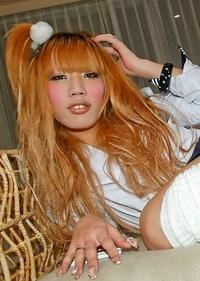 Japan superstar Reina